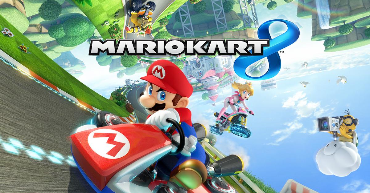 Mario Kart Nintendo Wii U