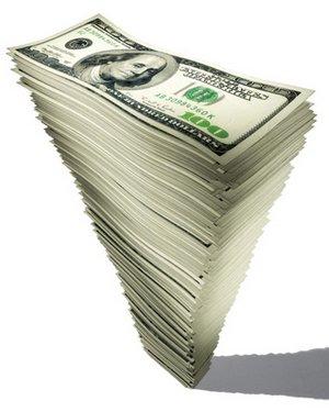 Coloana de bani